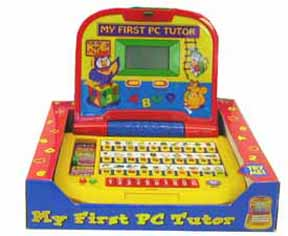 Toy Laptop